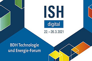 ISH 2021 starts online on Monday, 22 March – Focus on European Green Deal, EHI speaking on Tuesday, 23 March